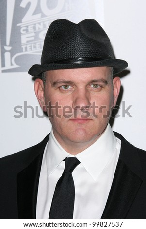 Mike O' Malley at the FOX Golden Globe After Party, Beverly Hilton, Beverly Hills, CA. 01-16-11