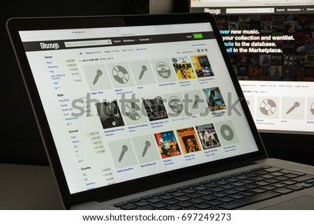 how to download discographies for free on discdogs