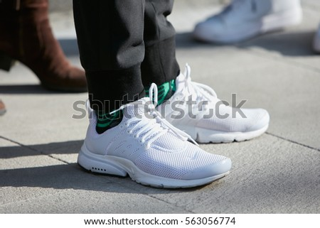 Nike Shoes Stock Images