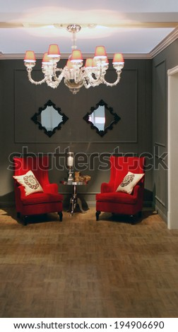 MILANO, ITALY   APRIL 15: Living Room Interior Design Background, Salone  Del Mobile Part 97