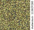 Military camouflage background or texture - stock photo