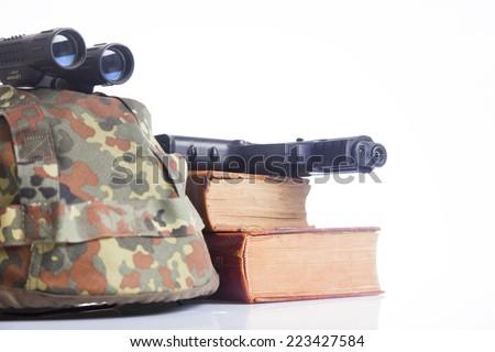 Military concept - stock photo