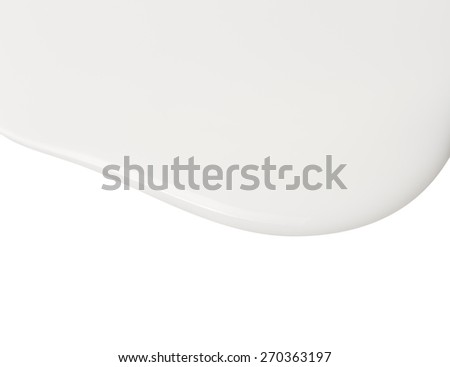 Milk or other dairy products. Abstract background.