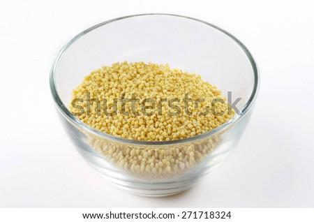 millet  - stock photo