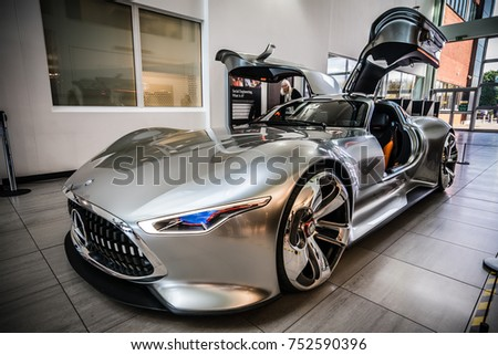 milton keynesuk10112017 mercedesbenz vision gran turismo. Black Bedroom Furniture Sets. Home Design Ideas