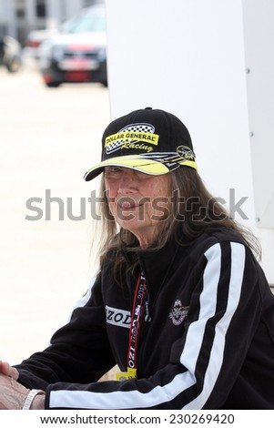Milwaukee Wisconsin, June 17, 2011: Mari Hulman George. Chairman of the Indianapolis Motor Speedway and Hulman & Company