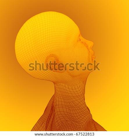 Mind - stock photo