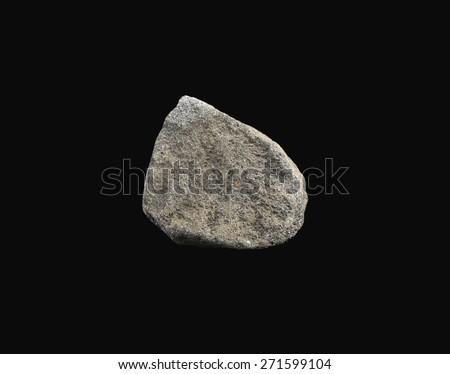 mineral Chromite - stock photo