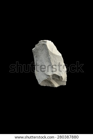mineral Limestone - stock photo