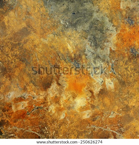Mineral, marble,  Elements of this image furnished by NASA