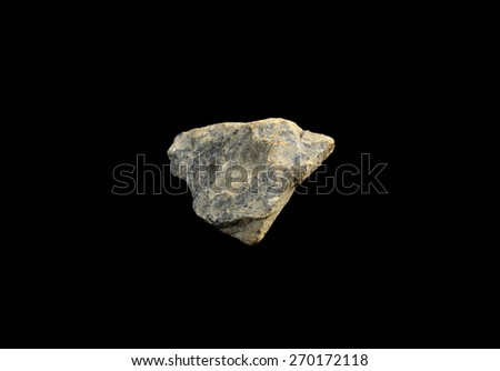 mineral Siderite - stock photo
