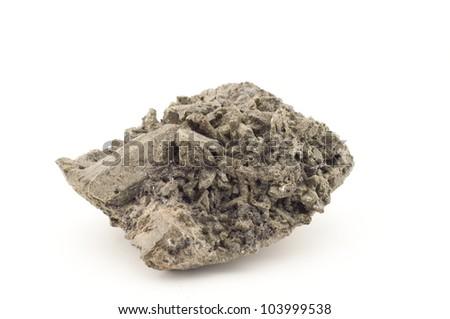 mineral stone - stock photo