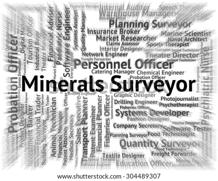 Minerals Surveyor Representing Recruitment Surveyors And Jobs