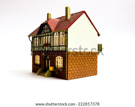 Miniature toy (Home).