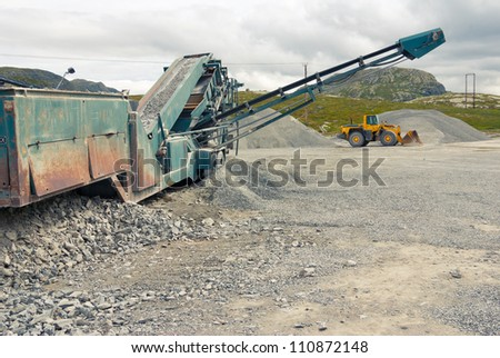 Mining in Norway
