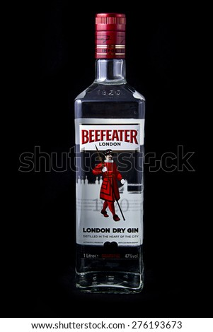 Beefeater Stock Images Royalty Free Vectors