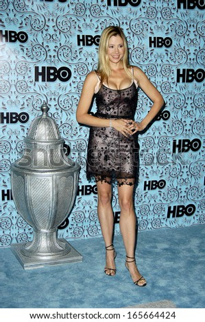 Mira Sorvino at HBO Post-Emmy Party, The Plaza at the Pacific Design Center, Los Angeles, CA, September 18, 2005