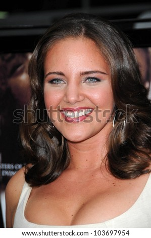 Miracle Laurie at the Los Angeles Premiere of 'Sorority Row'. Arclight Hollywood, Hollywood, CA. 09-03-09