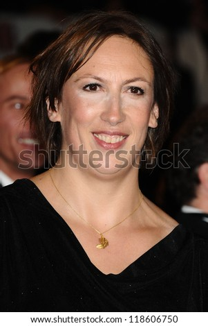 Miranda Hart arriving for the Royal World Premiere of 'Skyfall' at Royal Albert Hall, London. 23/10/2012 Picture by: Steve Vas - stock photo