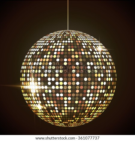 Glitter Ball Stock Photos Royalty Free Images Amp Vectors