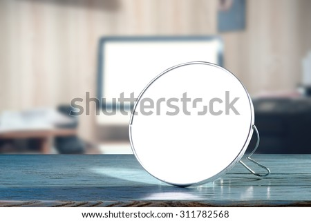 mirror table stock images, royalty-free images & vectors