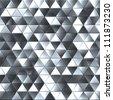 Mirror tile. Seamless texture. - stock photo