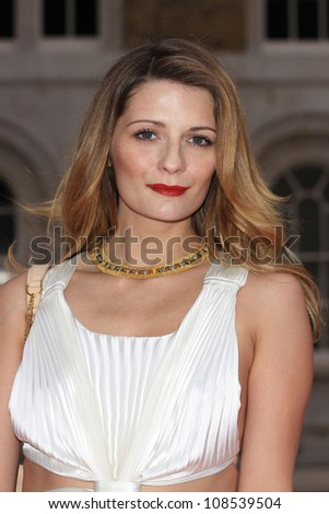 Mischa Barton arriving for the Women for Women Gala held at the Guildhall, London. 03/05/2012 Picture by: Henry Harris / Featureflash