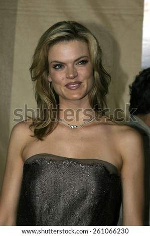 "Missi Pyle at the Los Angeles premiere of ""Without A Paddle"" held at the Paramount Studios in Los Angeles, California United States on August 16, 2004."