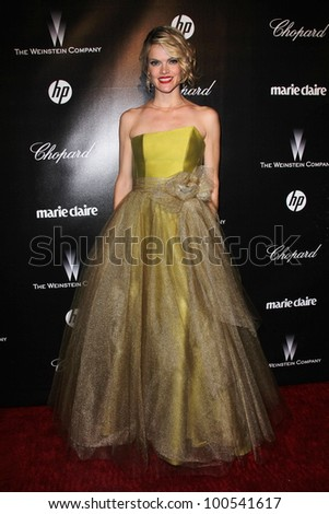 Missi Pyle at the Weinstein Company's 2012 Golden Globe After Party, Beverly Hiltron Hotel, Beverly Hills, CA 01-15-12