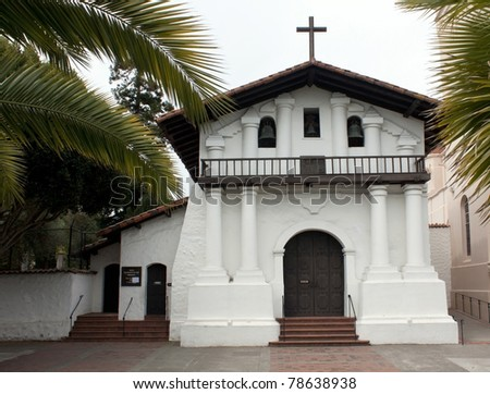 Mission Dolores, oldest surviving structure in San Francisco