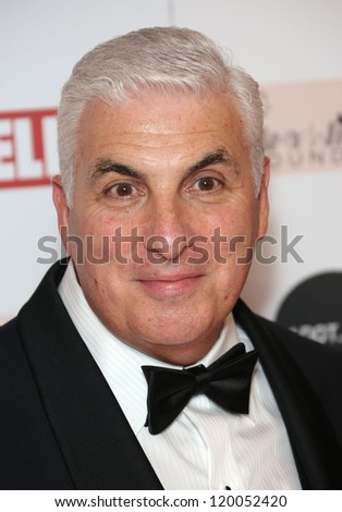 Mitch Winehouse arriving at the The Amy Winehouse foundation ball held at the Dorchester hotel, London. 20/11/2012 Picture by: Henry Harris - stock photo