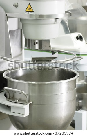 mixing FLOUR MACHINES