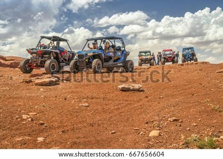 Moab Ut Usa May Stock Photo Shutterstock - Ut usa