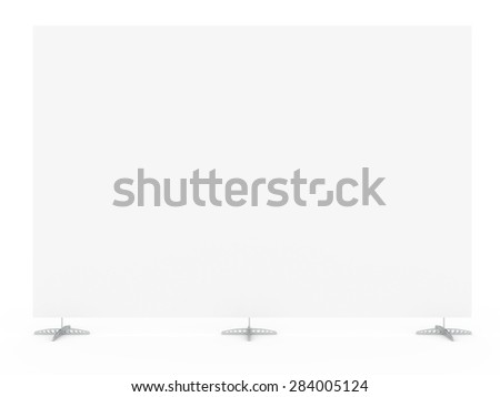 Mobile booth, brand Wall or  Press Wall - stock photo
