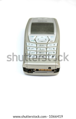 mobile phone #7 - stock photo