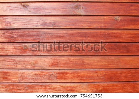 Mahogany Wood Table Board. Texture, Background