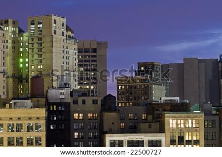 Model City - stock photo