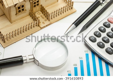 Lease agreement stock images royalty free images for Home build calculator