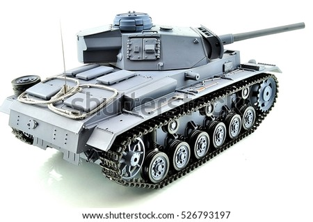 model is a copy of the German light tank shell during the Second World War