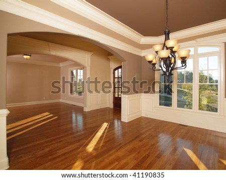Model Home Interior Stock Images, Royalty-Free Images & Vectors