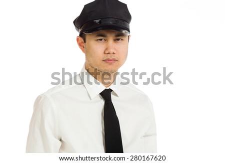 Model sadness upset worried - stock photo