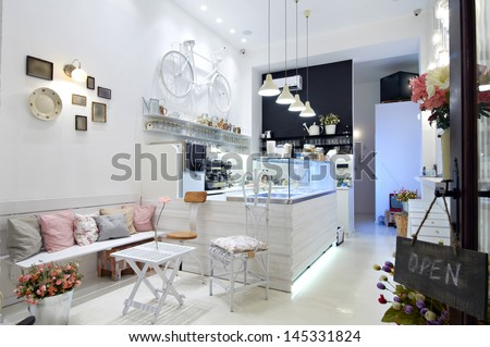 Cafe Interior Stock Photos, Images, & Pictures | Shutterstock