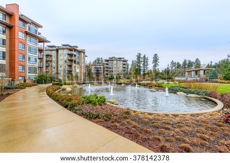 Luxury Apartment Exterior Stock Photos Royalty Free Images