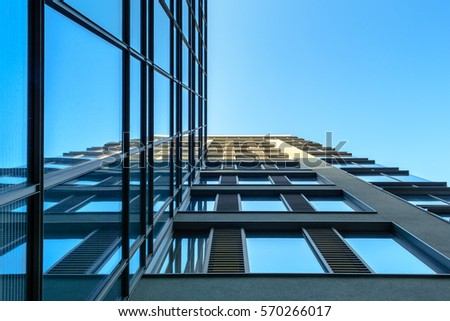 Modern Architecture Glass modern architecture stock images, royalty-free images & vectors