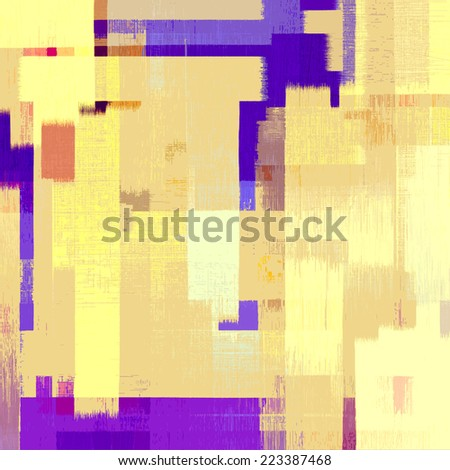 Modern art, Colorful in the big city abstract background - stock photo