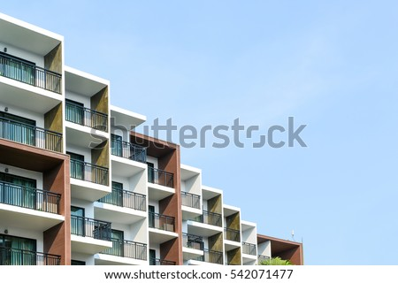 Modern Apartment Building Stock Images Royalty Free Images