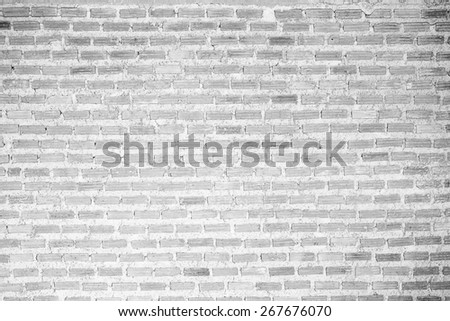 Modern brick background