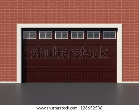 brown garage doors with windows. Modern Brown Garage Door With Windows Doors