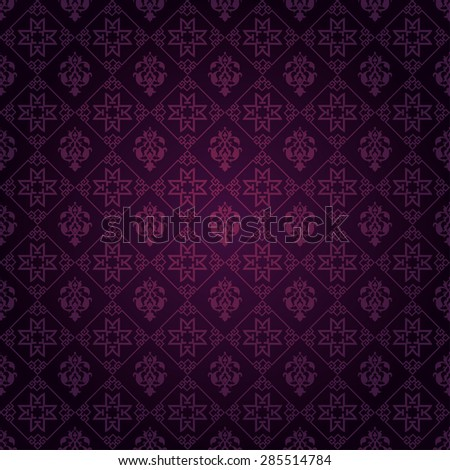 Modern chinese stylish texture geometric tiles wallpaper pattern background in retro style for your design