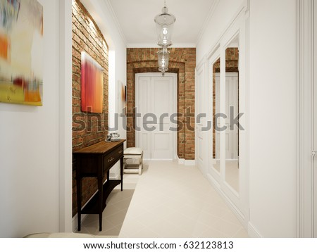 Hallway Stock Images Royalty Free Images Vectors Shutterstock